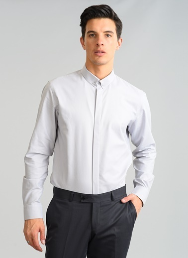 Slim Fit Gömlek-People By Fabrika
